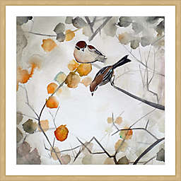 Marmont Hill Fall Birds Framed Wall Art