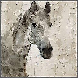 Marmont Hill Glaeta Horse Framed Wall Art