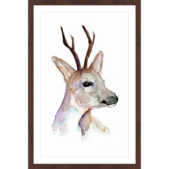Alternate image 1 for Marmont Hill Rubock 18-Inch x 12-Inch Framed Wall Art