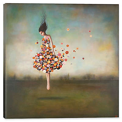 "iCanvas Duy Huynh ""Boundlessness in Bloom"" Canvas Wall Art Collection"