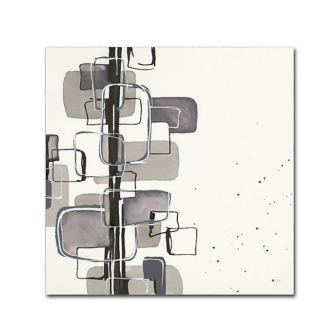 Alternate image 1 for Trademark Fine Art Mind Games I 18-Inch Square Canvas Wall Art