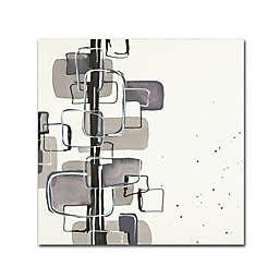 Trademark Fine Art Mind Games I 18-Inch Square Canvas Wall Art