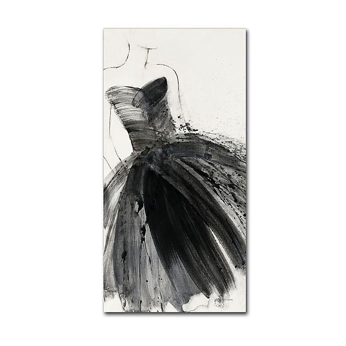 Alternate image 1 for Trademark Fine Art Fashionista III 24-Inch x 47-Inch Canvas Wall Art