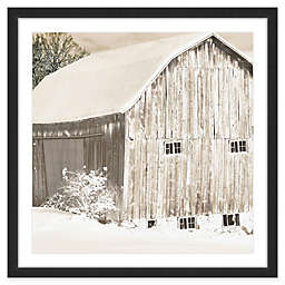 Marmont Hill Cold Winter Morning Wall Art Collection