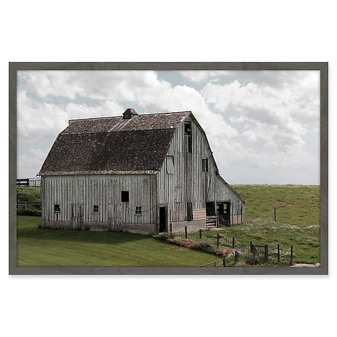 Alternate image 1 for Marmont Hill Pastoral History 30-Inch x 20-Inch Framed Wall Art