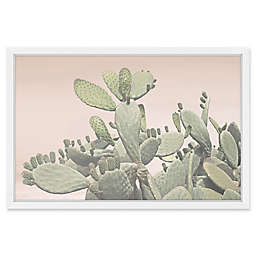 Marmont Hill Cactus Bunch 18-Inch x 12-Inch Framed Wall Art