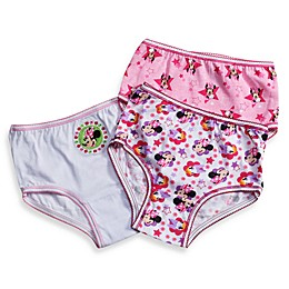 Disney® Minnie Mouse 3-Pack Toddler Panties