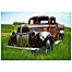 Part of the Metal Art Studio Americana Out to Pasture 32-Inch x 22-Inch Wall Art