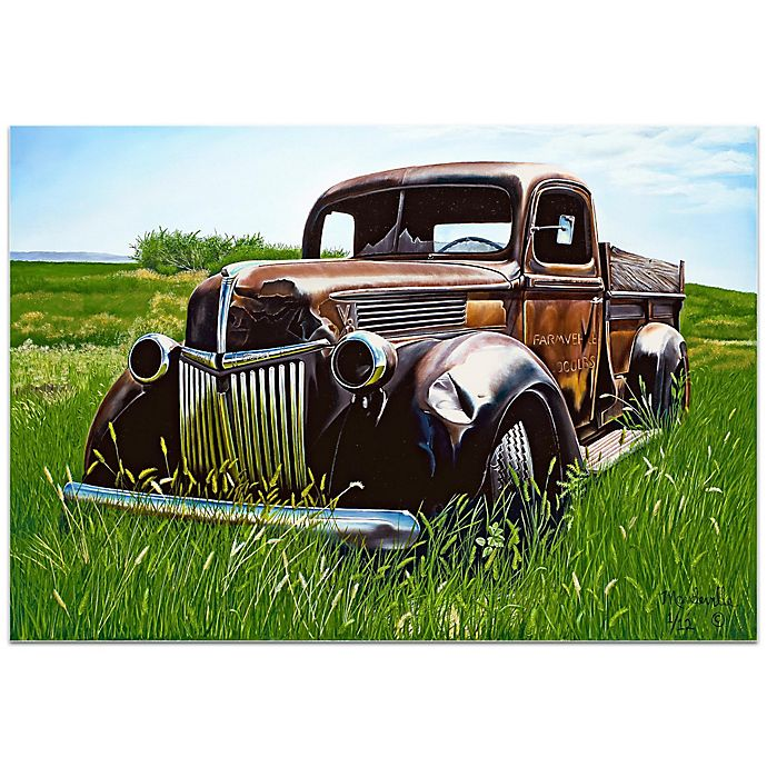 Alternate image 1 for Metal Art Studio Americana Out to Pasture 32-Inch x 22-Inch Plexiglass Wall Art