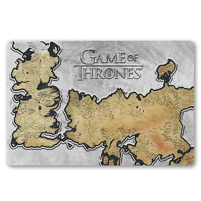 Game of Thrones Westeros Map Wall Art | Bed Bath & Beyond Game Of Thrones Map Beyond The Wall on game of thrones castles art, game of thrones chart, game of thrones castle black wall, game of thrones wall art, map of land beyond the wall, westeros map beyond the wall, elevator game of thrones the wall, game of thrones cheat sheet, game of thrones scenery,