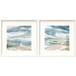 Coastal Amp Tropical Wall Art Framed Art Canvas Art