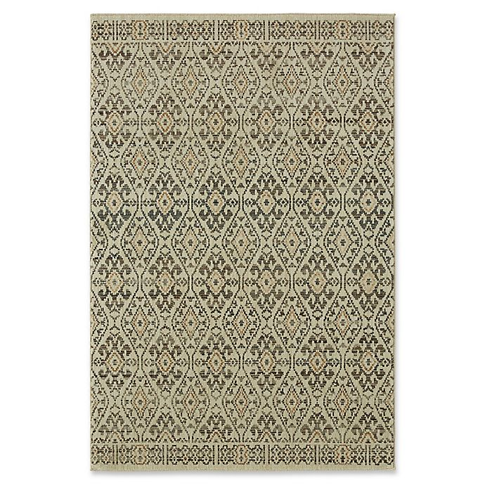 Alternate image 1 for Under The Canopy® Aloma 5'3 x 7'10 Area Rug in Goldenrod