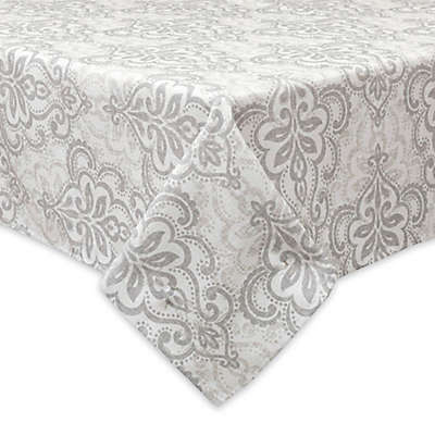 Bardwil Linens Carina Indoor/Outdoor Tablecloth