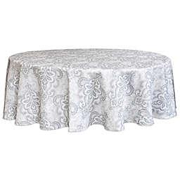Destination Summer Carina Round Tablecloth