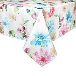 Bardwil Linens Floral Garden Tablecloth