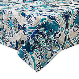 Destination Summer Tasha Indoor/Outdoor Tablecloth