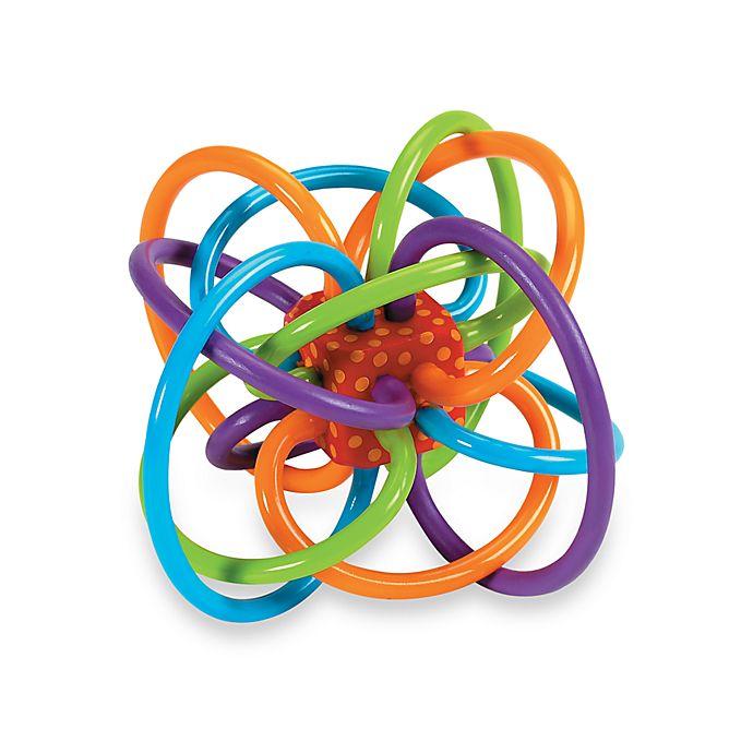 Alternate image 1 for Manhattan Toy® Winkel Infant Toy