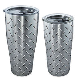 Tervis® Diamond Plate Stainless Steel Tumbler with Lid