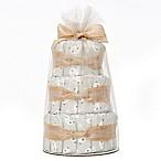 Honest® Small Diaper Cakes in Panda Pattern