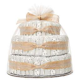 Honest® Large Diaper Cakes in Panda Pattern