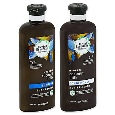 Herbal Essence Hydrate Coconut Milk Hair Care Collection