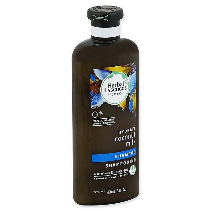 Alternate image 1 for Herbal Essence 13.5 fl. oz. Hydrate Coconut Milk Shampoo