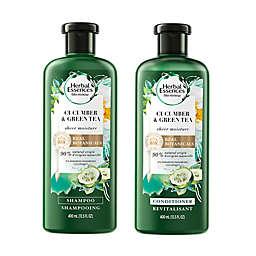Clairiol® Herbal Essences Sheer Moisture Cucumber and Green Tea Hair Care Collection