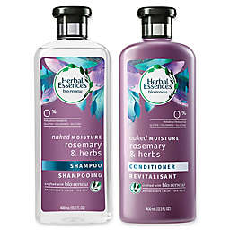 Clairol® Herbal Essences Naked Moisture Rosemary and Herbs Hair Care Collection
