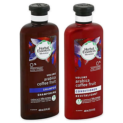 Herbal Essences Arabica Coffee Fruit Volume Hair Care Collection