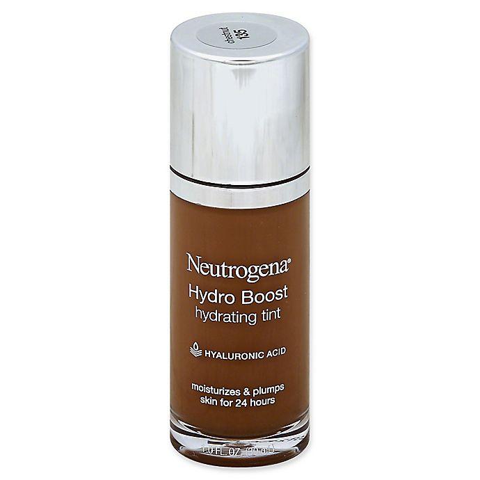 Alternate image 1 for Neutrogena® Hydro Boost 1 fl. oz. Hydrating Tint in Chestnut