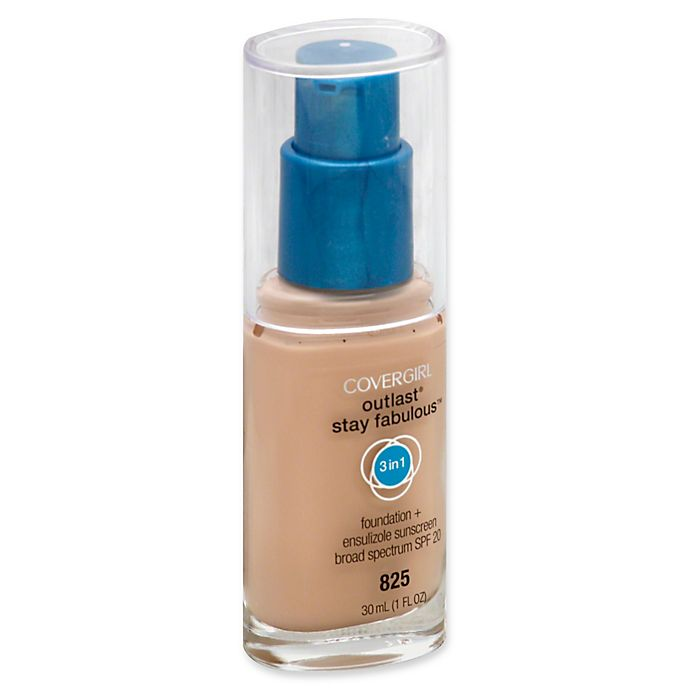 Alternate image 1 for CoverGirl® Outlast® Stay Fabulous™ 3-In-1 Foundation in Buff Beige