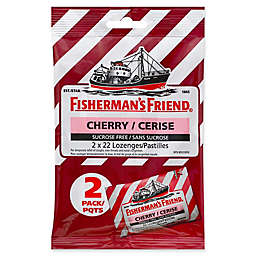 Fisherman's Friend® 40-Count Menthol Cough Lozenges Sugar-Free in Cherry