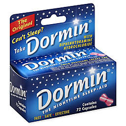 Dormin® 72-Count Nighttime Sleep-Aid Capsules