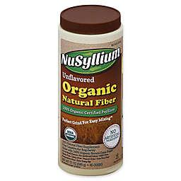 NuSyllium 21 oz. Unflavored Natural Organic Fiber