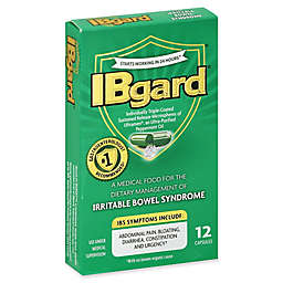 IBgard 12-Count for Irritable Bowel Syndrome