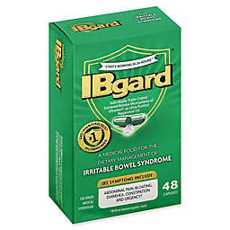 IBgard 48-Count for Irritable Bowel Syndrome
