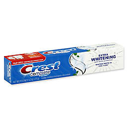 Crest® 6.2 oz. Complete Multi-Benefit™ Extra Whitening Toothpaste in Clean Mint