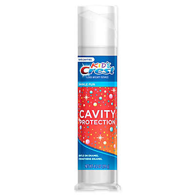 Crest® Kid's 4.2 oz. Cavity Protection Sparkle Fun Toothpaste