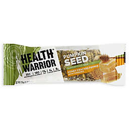 Health Warrior® 1.27 oz. Pumpkin Seed Superfood Bar in Honey Cracked Pepper with Turmeric
