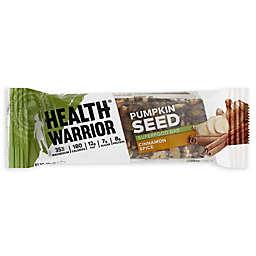 Health Warrior® 1.27 oz. Pumpkin Seed Superfood Bar in Dark Chocolate in Cinnamon Spice