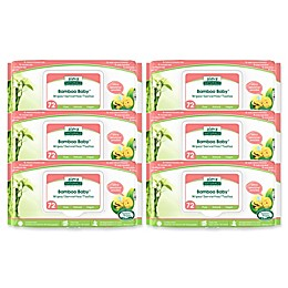 Aleva® Naturals 432-Count Bamboo Baby Wipes in Ultra Sensitive