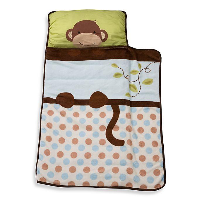 Lambs Amp Ivy 174 Monkey Nap Mat In Brown Bed Bath Amp Beyond