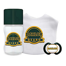 Baby Fanatic® Baylor University 3-Piece Gift Set in Green/Yellow