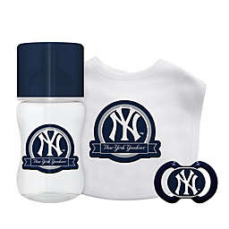 Baby Fanatic® New York Yankees 3-Piece Gift Set