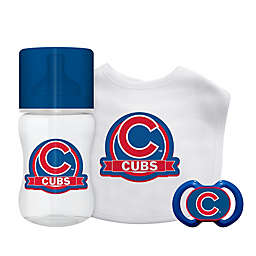 Baby Fanatic® Chicago Cubs 3-Piece Gift Set