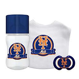 Baby Fanatic® New York Mets 3-Piece Gift Set