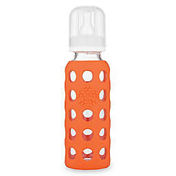 Lifefactory® 9 oz. Glass Baby Bottle with Protective Sleeve