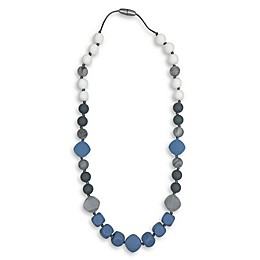 Itzy Ritzy® Teething Happens™ Chewable Silicone Mom Jewelry Teether Necklace