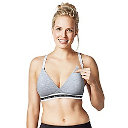 Bravado Designs Original Nursing Bra in Heather Grey
