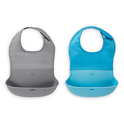 OXO Tot® 2-Pack Roll Up Bibs